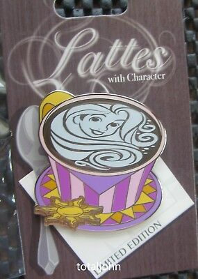 Disney Lattes with Character - Rapunzel Pin