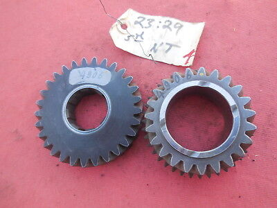 Porsche 911 915 Transmission Gear Set(3rd & 4th Vitesse) NT 23 : 29 Assorti #1