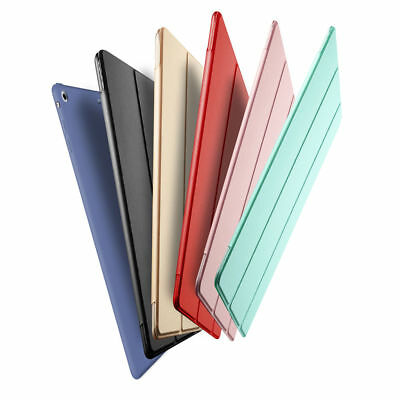 New iPad 6th Generation 9.7 inch 2018 Magnetic Smart PU Leather Stand Case Cover