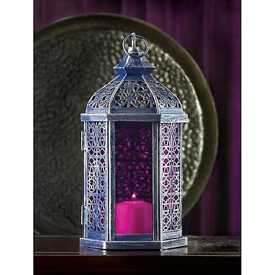 4 Ivy Etched Glass Lantern Candle Hang Table WHOLESALE WEDDING LOT Centerpieces