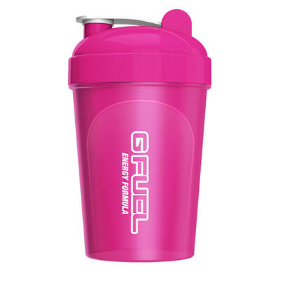 G Fuel Shaker Cup 16 oz GFuel Pink Panther Shaker
