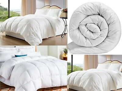 Luxury Duvet Hotel Quality Warm 10.5 13.5 15 Tog Quilt Single Double King Size