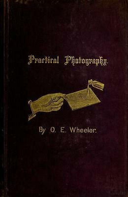 178 ANTIQUE PHOTOGRAPHY BOOKS ON DVD - CAMERA FILM LENS PHOTO DEVELOPING 1800's