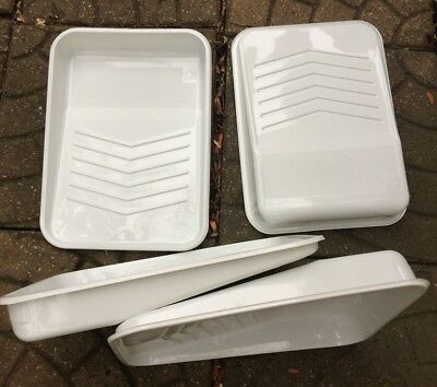 (SALE) NEW Paint Tray Roller Disposable Plastic Liners Trays Bulk Wholesale lot