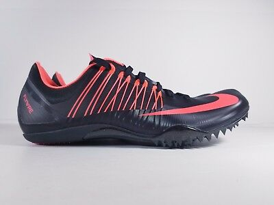 34242b05894 Nike Zoom Celar 5 Men s Running Track Spike Shoes Black Red 629226 060 Size  12.5