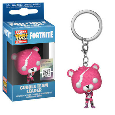 Fortnite - Cuddle Team Leader - Funko Pop! Keychains: (2018, Toy NUEVO)