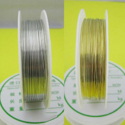 0.2 0.3 0.4 0.5 0.6 0.8 1.0mm Stainless Steel Beading Wire Cable High Quality