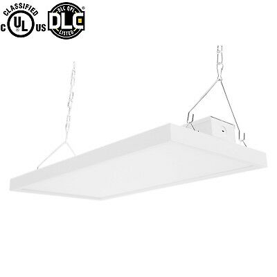 1 X 2 Foot Linear High Bay LED Dimmable Shop Light Fixture Warehouse 105W