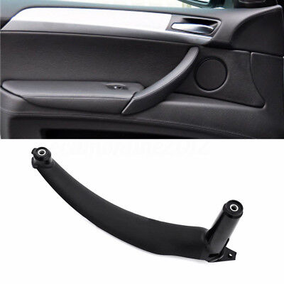 Auto Right Door Panel Pull Handle Outer Trim for 04-12 BMW 3-Series Gray