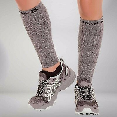 Zensah Compression Calf Sleeves Size XS/S. Fitness NWOT