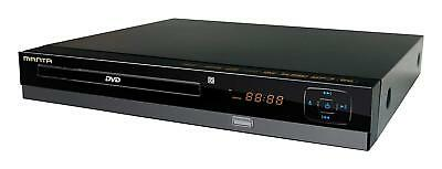 Manta DVD064S Emperor Basic 5 DVD-Player (DivX, SCART, USB 2.0) schwarz