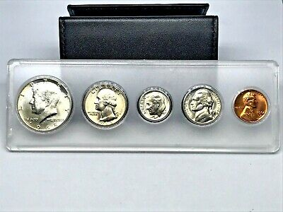 1968-D United States of America Proof Coin Set - Mint UNC.