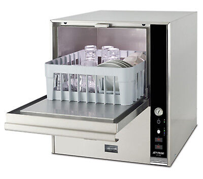 Jet-Tech F-14 Multi-Purpose Ware Washer Counter Top Dishwasher built-in booster