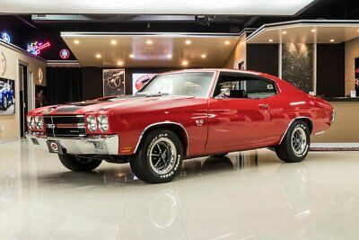 1970 Chevrolet Chevelle  Frame Off, Rotisserie Restored! GM 454 V8 Crate Engine, TH400 Automatic, PS, PB