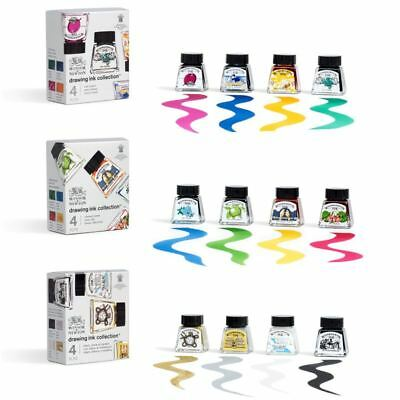 Winsor & Newton 14ml Drawing ink Collection Gift Sets