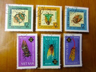 EBS Topicals 1965 Vietnam Việt Nam Harmful Insects IMG_8424
