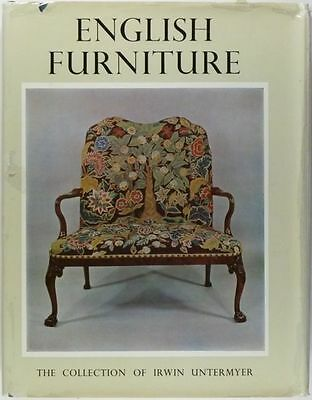 Antique English Furniture in Untermyer Collection - Middle Ages to 18th Century