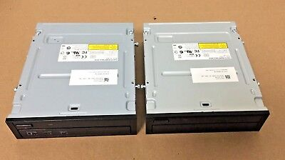 Lot of 2 OEM HP/Dell SATA DVD/CD RW Optical Drive Burners