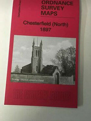 Old Ordnance Survey Map Chesterfield (North) 1897