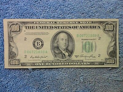 1950A New York $100 FRN, Nice Note at Great Price, Take a Look!!!!