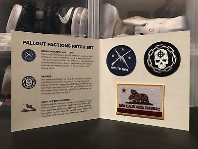 Fallout loot crate brotherhood of steel Factions Patch Set