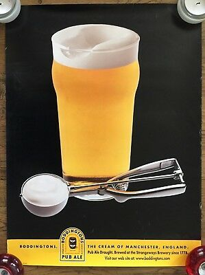 """""""friends"""" Tv Show Boddingtons Merchandise With A Tale To Tell..."""