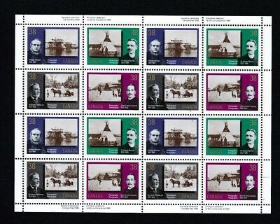 Canada - Mnh  - Mint Commemorative - Canadian Phot0Graphy