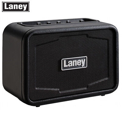 NEW Laney MINI-ST-IRON Ironheart Mini Battery Powered Portable Guitar Amplifier