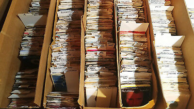 Pick ANY (10) 45 rpm JUKEBOX RECORDS for $19.99 70's 80's 90's POP ROCK SOUL D-H