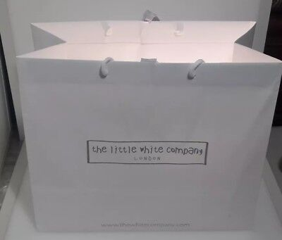220de7a3bc5 🎁THE WHITE COMPANY | Paper Gift Shopping Bag size Is 34x25x14 cm ...