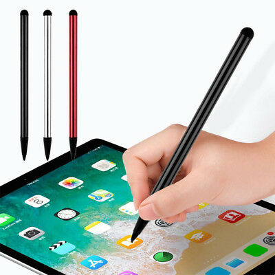 KD_ 3x Capacitive Touch Screen Stylus Pen for Apple iPad iPhone Phone Tablet S