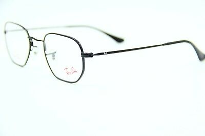 1d69f40d5e99 New Ray-Ban Rb 7510 1017 Black Authentic Eyeglasses Rb7510 Frame Rx 48-22