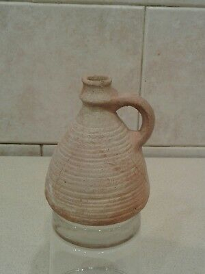 RARE ancient Roman vessel 1st century bce 2100+ yrs old AUTHENTIC found israel.