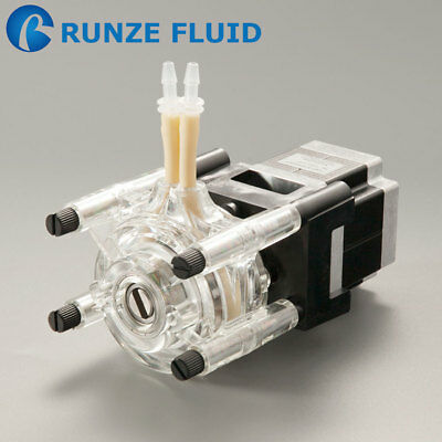 SN15 Peristaltic Pump Salt Water Transferred Self Suction Tubing 14# with Motor