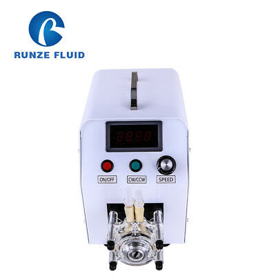Speed Control Dosing Pump Easy Operation Large Flow 1650ml/min Tubing 17# China