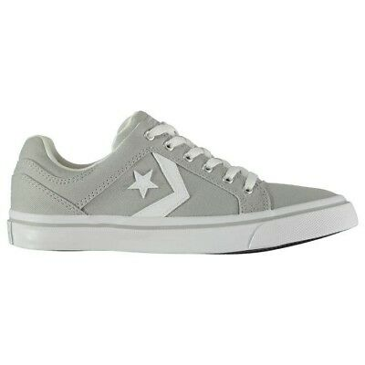 15a429037952 Converse El Distrito Ox Canvas Womens Men Lace-Up Low-Top Unisex Trainers