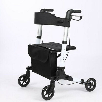 OEM ELENKER Euro Style Drive Medical Rollator Folding Walker Adult Four Wheels