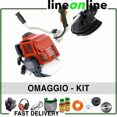 Kawasaki TJ35E Double Handle Brush Cutter