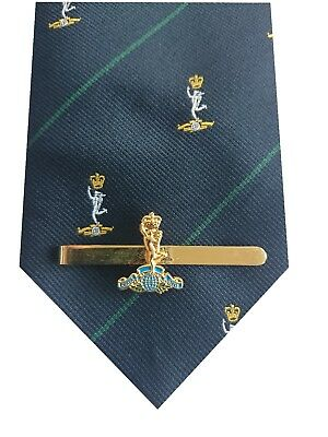 Royal Corps of Signals Tie & Tie Clip Set p291
