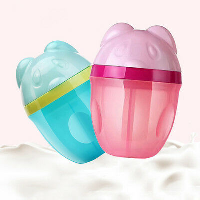 Baby Milk Powder Dispenser Food Candy Container Storage Toxic-Free Box s/