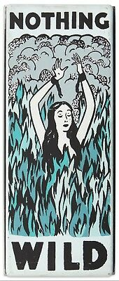 Faile Nothing Wild Original Painting on Wood with Welded Steel Frame 2014 Banksy