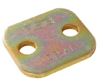Tube Clamp Cover Plate Group 2 Size Pk10