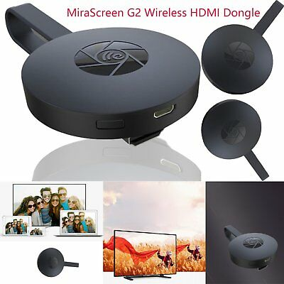 MiraScreen Ultimate HDMI Dongle G2 Wireless Display Receiver 1920 x 1080 600MHz