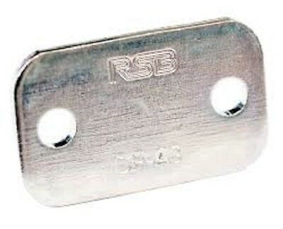 Tube Clamp Cover Plate Group 4 Size Pk10