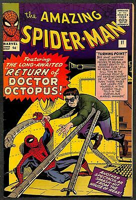 Amazing Spider-Man #11 FN+ 2nd App Doctor Octopus