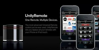 Gear4 Unity Remote Replace all your remotes for iPhone, iPod touch or iPad