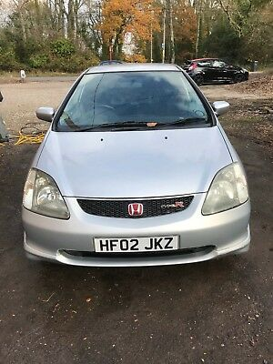 Honda Civic Type R (engine issue)  2002  Track car, race car, Spares or repair