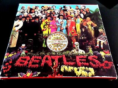 THE BEATLES   - Sgt. Pepper's Lonely Hearts Club Band (1992)  CD  *EX - NM*