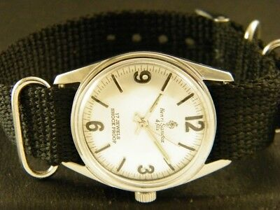 ANTIQUE VINTAGE HAND-WINDING SWISS MADE WRIST WATCH 141-a112388-9