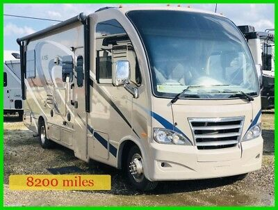 2016 Thor Motor Coach Axis 25.2 Used Certified